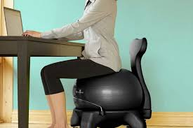 Yoga Ball As Desk Chair 10 Best Office Ball Chairs In 2017 Stay Productive Longer