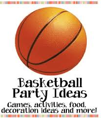 basketball party ideas basketball party ideas for kids