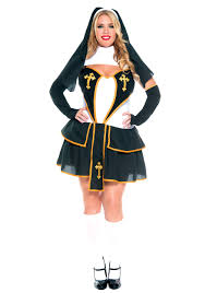 womens halloween costumes party city nun halloween costumes plus sizes