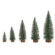 h d 5 sizes diy tree small pine tree mini trees