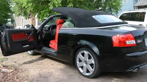how to manually operate 2005 b6 audi s4 convertible top youtube