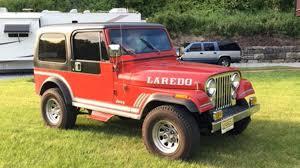 cj jeep 1986 jeep cj 7 laredo t75 harrisburg 2016
