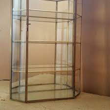 Vintage Display Cabinets Best Glass Display Cabinet Products On Wanelo