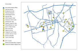 Map Of Atlanta Neighborhoods by Neighborhood Guide U0026 Map Athens Housing Authority