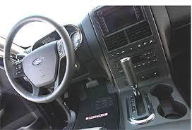 2007 Ford Explorer Interior 2007 Ford Explorer Sport Trac