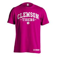 Clemson Flags Bc Clemson Tigers Tee