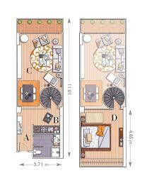 114 best décoration et plan studio loft appartement images on