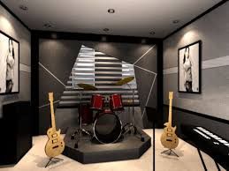 home recording studio design office with magnificent music ideas