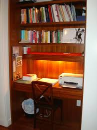 Built In Desk Ideas Workin U0027 It Small Space Solutions The Cultivated Home