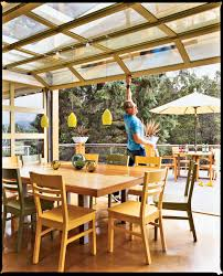 Us Leisure Home Design Products 15 Idea Filled Outdoor Rooms On The Coast Coastal Living