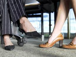 Under Desk Foot Slave Help My Boss Hates Me Because I U0027m U2013 The Express Tribune Blog