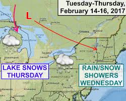 weather map ny calmer weather ahead for central york this week syracuse com