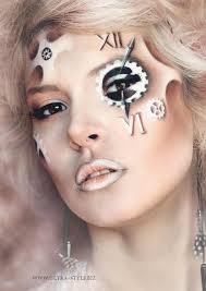 fantasy halloween makeup make up ultra style artistic makeup halloween