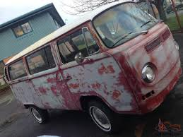 rust free 2wd 1986 jeep vw camper t2 early bay patina look dry nevada import rust free can