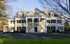 neoclassical homes neo classic house exterior the classic look with white and yellow