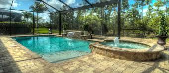 contemporary pools home design