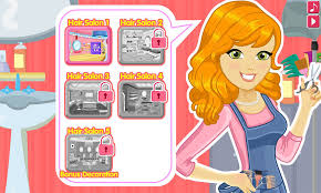 Cleaning Games For Girls Clean Up Hair Salon Android Apps On Google Play