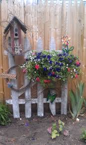 Fairies For Garden Decor 25 Unique Rustic Garden Decor Ideas On Pinterest Primitive