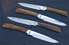 purchase fruitwood knife scales from www thorn creek com