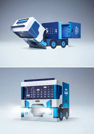 Technology At Home This Clever Calendar Helps Truckers U0027 Families Waiting At Home