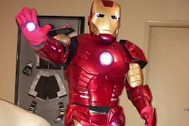 Iron Man Halloween Costume Floyd Mayweather Amazes U0027iron Man U0027 Halloween Costume