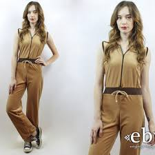 1970s jumpsuit best hippie jumpsuit products on wanelo