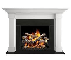 wood fireplace mantels surrounds heat glo