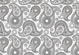 black and white paisley pattern free photoshop patterns at brusheezy