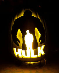 The Incredible Hulk Pumpkin Hulk Halloween Movies And Pumpkin