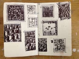 thumbnail sketches xii biro jim edwards art sketchbooks