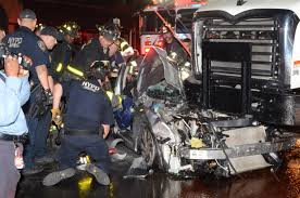 this is how a u0027120 mph u0027 joyride in new york city ends new york post