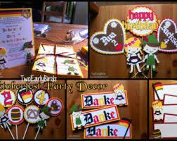 Oktoberfest Decorations Oktoberfest Decorations Etsy