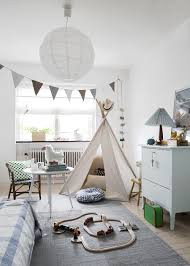 gorgeous white kids bedroom paint color in a room with