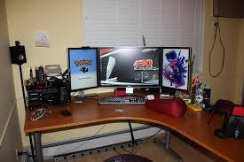Gaming Desk Designs by Best Computer Desk For Gaming 2015 Decorative Desk Decoration