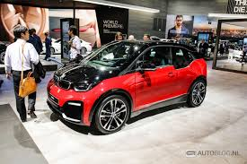 100 bmw i3s 2018 bmw i3s front at iaa 2017 indian autos