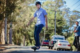 lexus un hoverboard ride this one wheeled gyro skate they call a u201choverboard u201d techcrunch