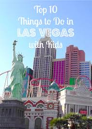 top ten things to do in las vegas with