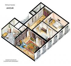 famous house floor plans house plan watercolor floorplans from recent television shows and