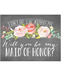 will you be my bridesmaid here s a great price on will you be my of honor bridesmaid card
