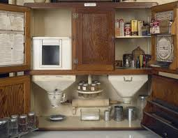 Kitchen Cabinet History Historic Kitchens From Open Hearths To Open Plan Brownstoner