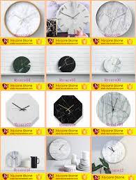 wedding decor marble gift futuristic clock buy futuristic clock