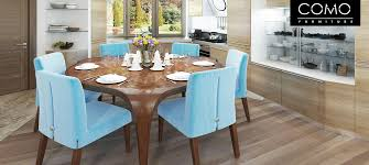 what dining table shape should you go for como