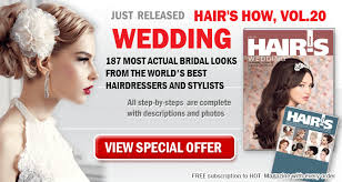 online hairstyle magazines hair and beauty magazine step by step hair how tos free photo