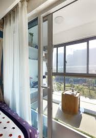 modern style tatami balcony design interior design