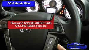 honda odyssey a1 service code 2014 honda pilot light reset service reset