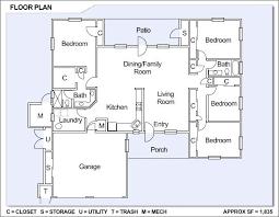 4 bedroom single house plans family home floor plans view neighborhood 4 bedroom single family