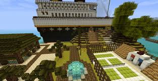 1001 Minecraft House Ideas The Lazy Lady And Tree House For Steve Minecraft Island Resort