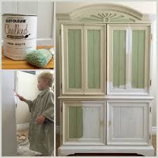 armoire makeover using chalk paint aging like a fine wine