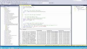 sql 2016 temporal table sql server 2016 temporal tables youtube