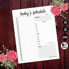 printable hourly planner 2016 hourly planner printable daily schedule agenda 2017 daily